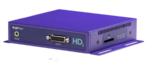 Digital Signage-Player HD222